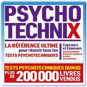 livre tests psychotechniques