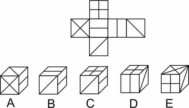 test psychotechnique armée de terre cube 1