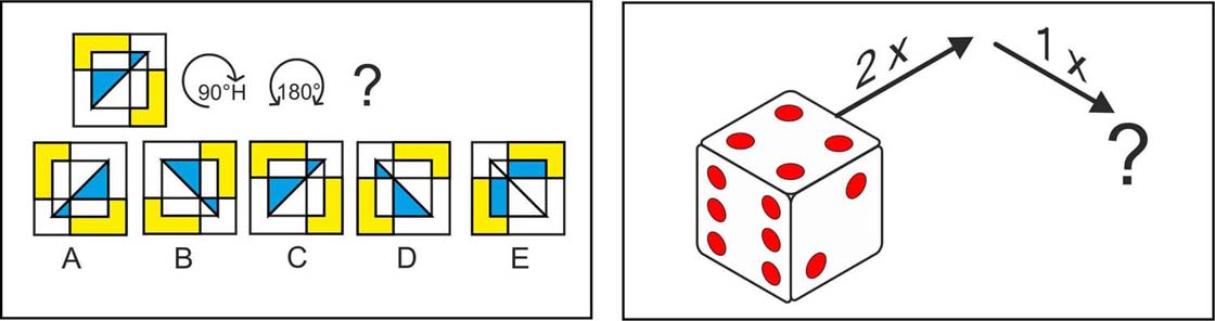 test raisonnement spatial