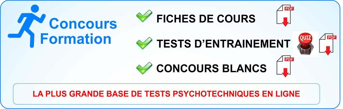 tests recrutement gratuits