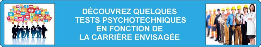 tests psychotechniques gratuits-métiers