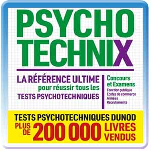 tests psychotechniques dunod